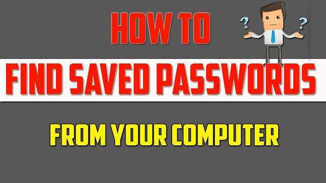 How to Find Saved Passwords on Chrome on PC
