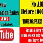 YouTube New Monetization Rules to Better Protect Creators 2018