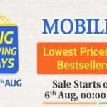 Flipkart Big Savings Days sale 2020: Huge discounts on Mobiles, Laptops